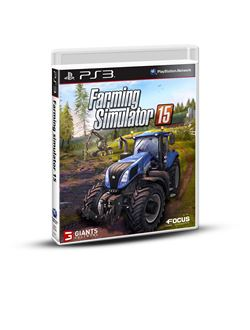 Obrazek Farming Simulator 15 - PS3