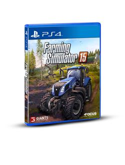 Obrazek Farming Simulator 15 - PS4