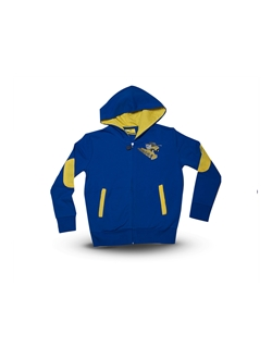 Image de Sweat-shirt enfant, CR, bleu