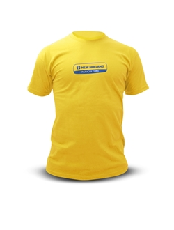 Picture of T-shirt, man, yellow