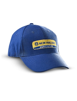 Picture of Cap with embroidery, blue