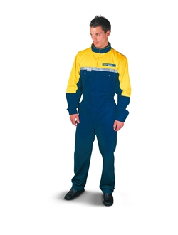 Picture of Work overalls, polycotton, old