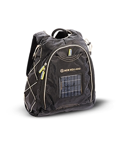 Picture of Backpack, with solar panels