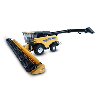 Picture of Combine Harvester, CR 10.90, on wheels, 1:32