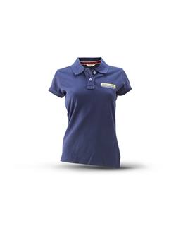 Picture of #NHlovers women's polo shirt