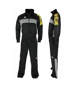 Afbeelding van Sports jacket and sports track pants