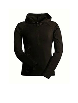 Afbeelding van Women's Fitted Jumper with Hood