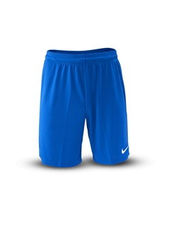 Image de Short football homme, bleu