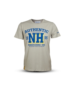 Afbeelding van HEREN T-SHIRT AUTHENTIEK NH