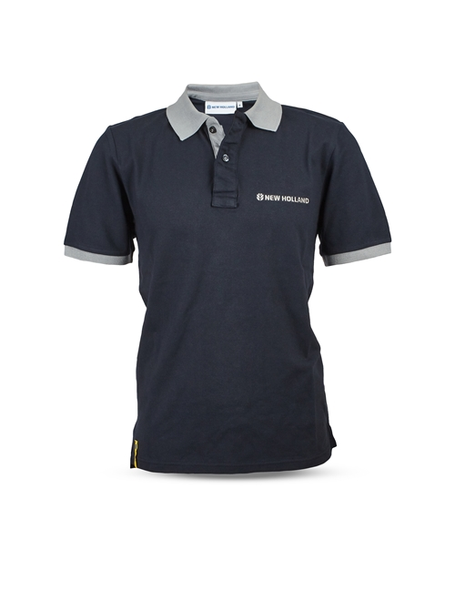 Picture of MEN'S CONTRAST POLO SHIRT