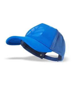 Picture of BLUE MESH LEAF BASEBALL CAP