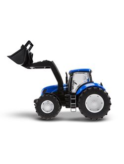 Picture of Tractor, T7.270, loader and bucket, 1:16