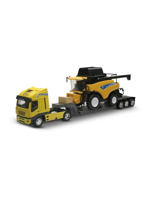 Picture of Combine harvester CR9090+Stralis,1:32