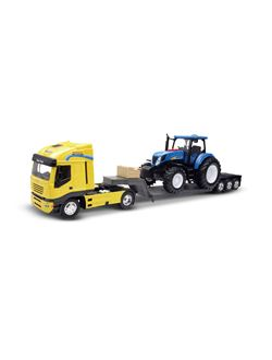 Picture of Tractor T7070 + Stralis, 1:24