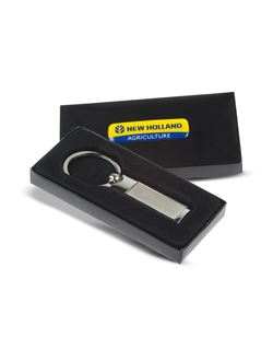 Picture of Keyring, chrome-plated brass