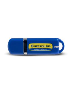 Picture of USB Flash Drive, 4 GB, blue