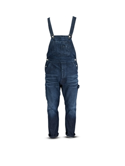 Picture of Bib'n'brace, man, dark denim