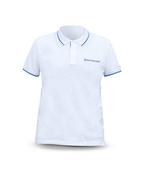 Picture of Polo shirt, man, white