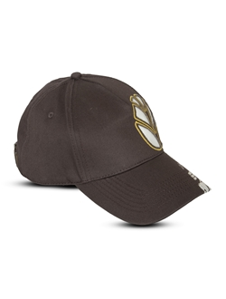 Picture of Baseball cap, organic cotton, brown