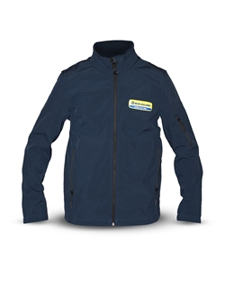 Picture of Softshell jacket, blue navy