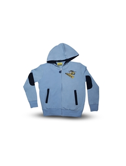 Picture of Sweatshirt, kids, CR, light blue