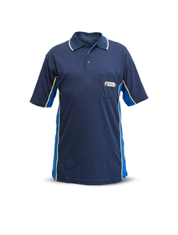 Picture of Man's polo shirt, breast pocket