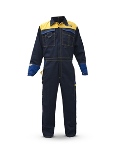 Picture of Work overalls, polycotton, premium