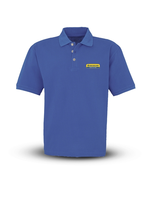 Picture of Polo shirt, man, SS, blue royal