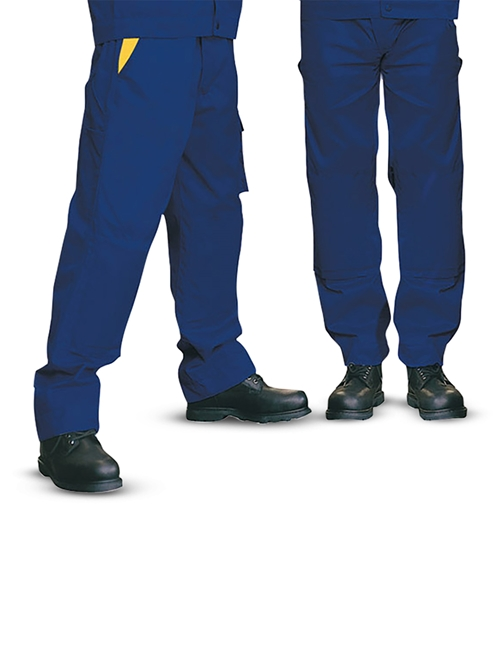 Picture of Work trousers, polycotton, old