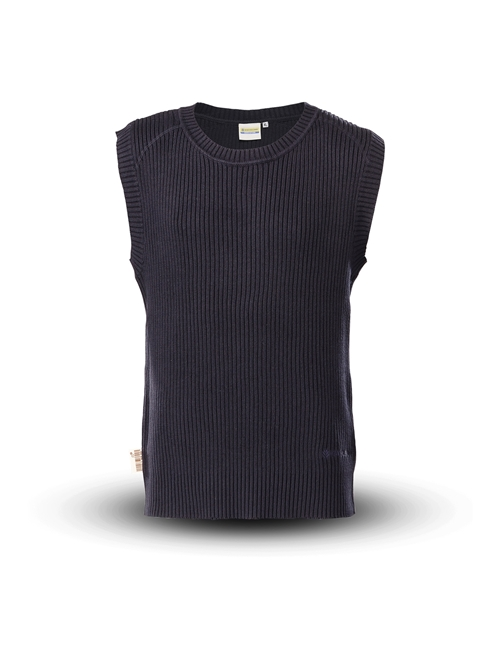 Picture of Pullover, man, sleeveless, blue