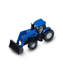Picture of Tractor, T7070, front loader, 1:87