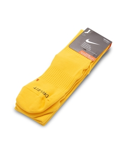 Picture of Men's yellow football socks