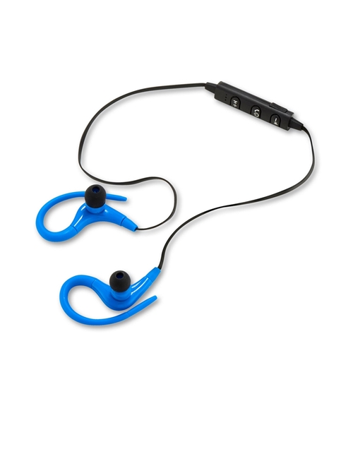 Immagine di Auricolari sport wireless blu