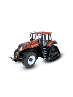 Picture of Tractor, T8.435 SmartTrax terracotta, 1:32