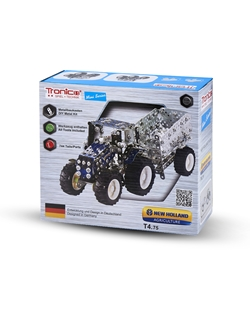 Picture of Tractor, T4 with trailer, 1:32