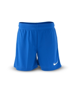 Image de Short football enfant, bleu