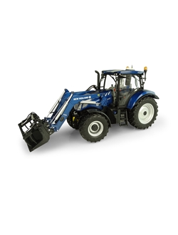 Obrazek Tractor, T6.175 Blue Power, 1:32