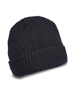 Picture of MEN'S BLUE RIBBED BEANIE