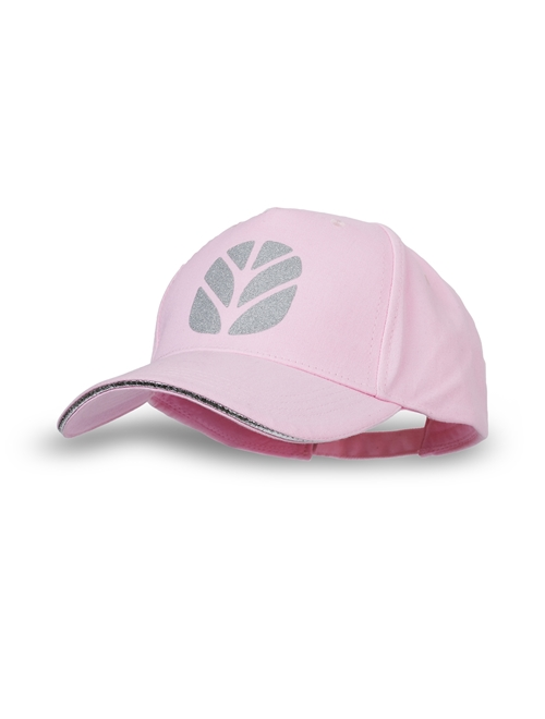 Picture of PINK LEAF BASEBALL CAP