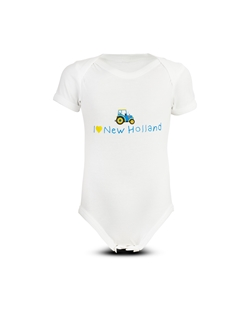 "Immagine di BODY BAMBINO ""I love New Holland"""