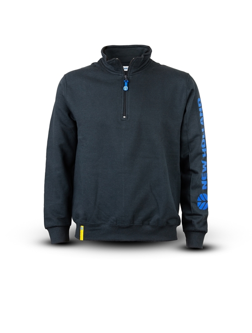 Picture of UNISEX HALF-ZIP SWEATSHIRT