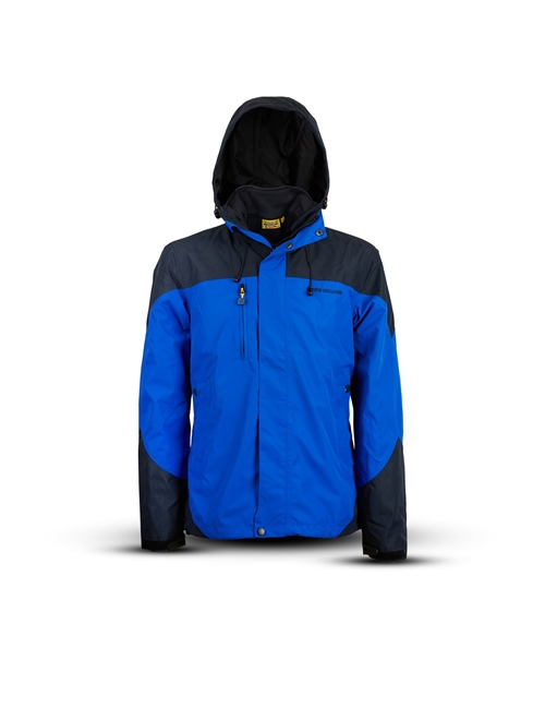 Picture of 3 in 1 waterproof jacket, blue