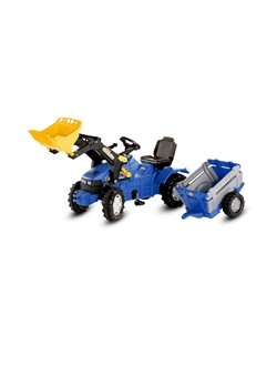 Picture of Pedal tractors, TD 5050 with front loader and trailer