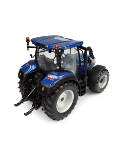 Picture of Tractor, T5.140  Auto Command Blue Power, 1:32