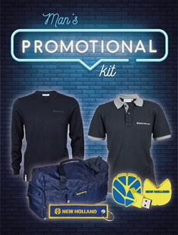 Picture of Man's Promotional Kit