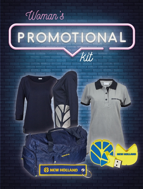 Picture of Woman's Promotional Kit