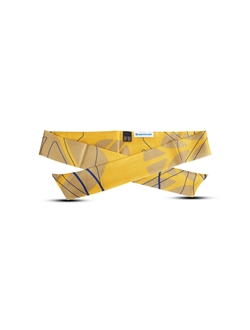 Immagine di Silk scarf, yellow