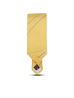 Immagine di Silk tie, yellow