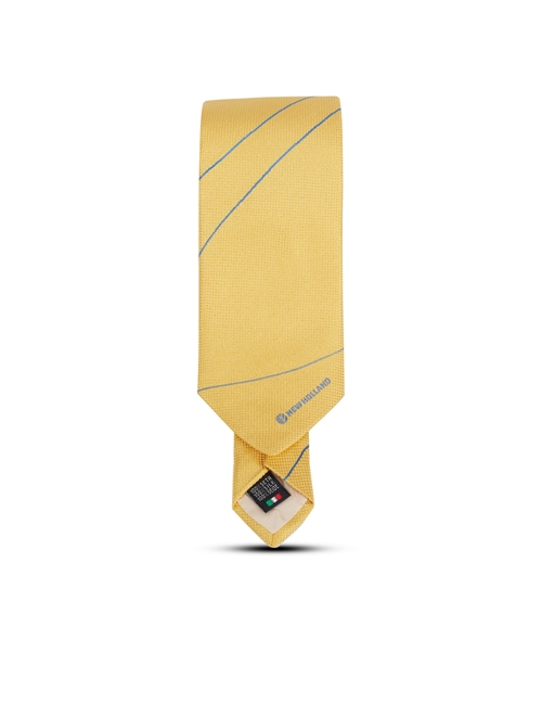 Picture of Silk tie, yellow