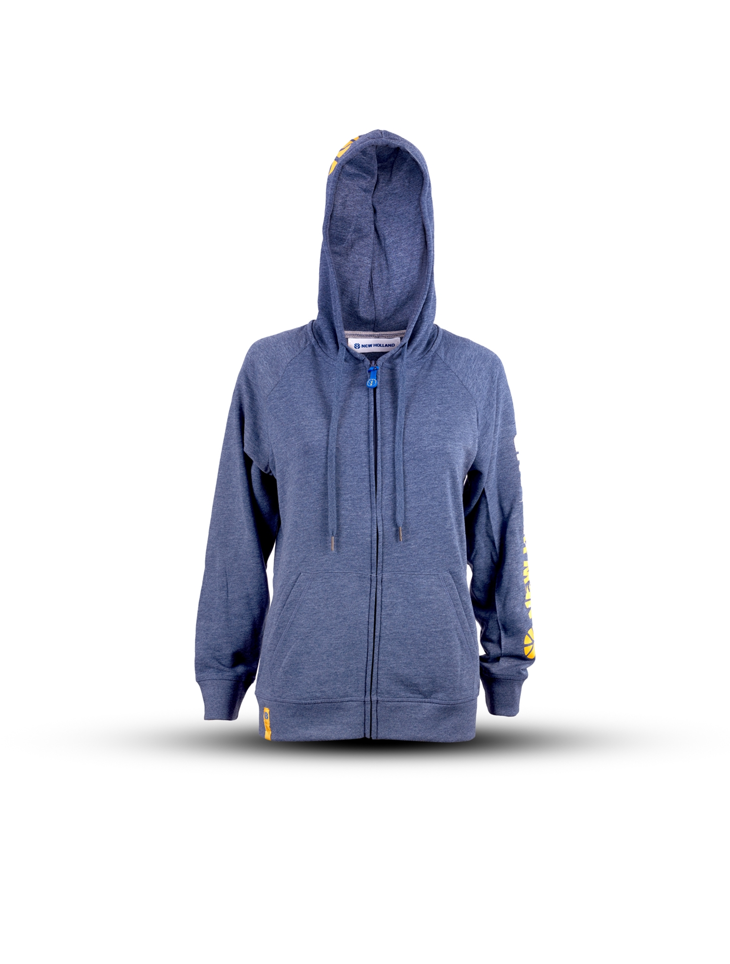 Woman's French terry hoodie